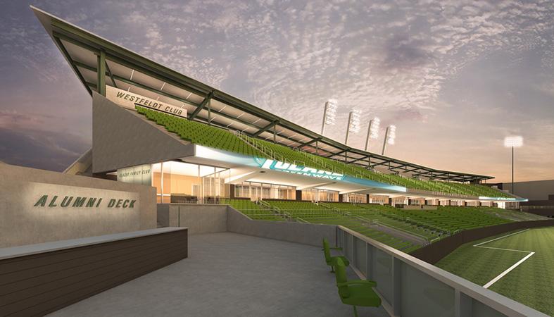 Yulman Stadium 2
