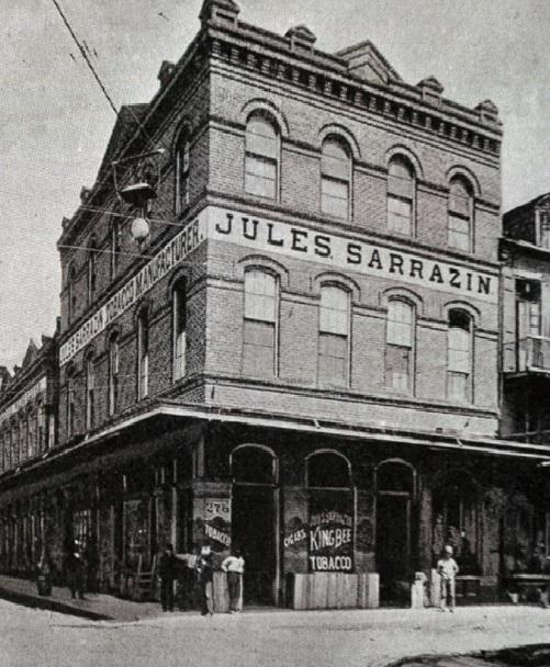 1101 Decatur Street Circa 1894