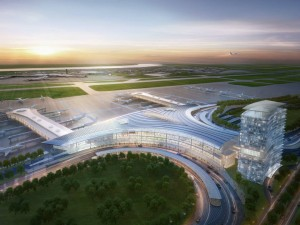 NOLA Airport Rendering 1