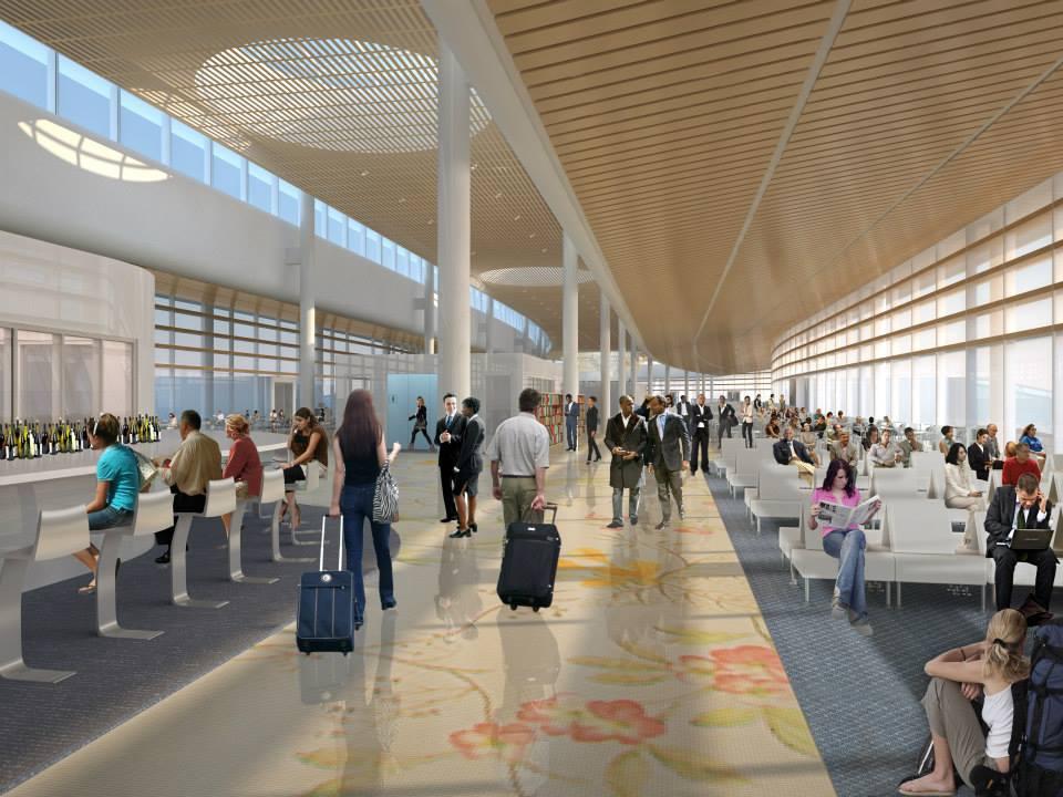 NOLA Airport Rendering 4