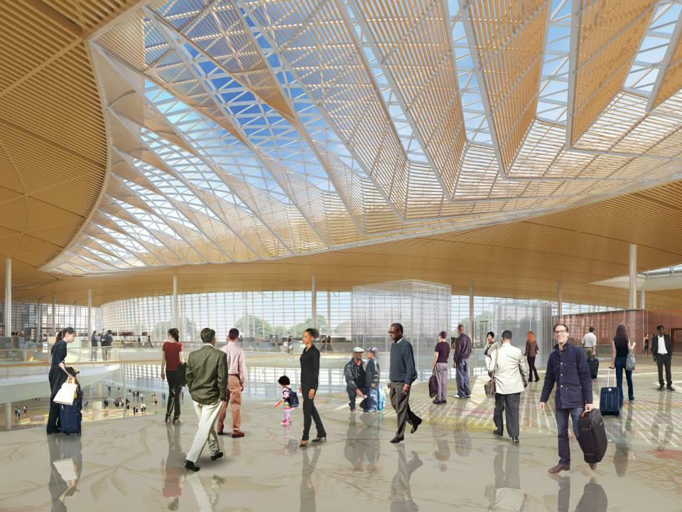 NOLA Airport Rendering 8