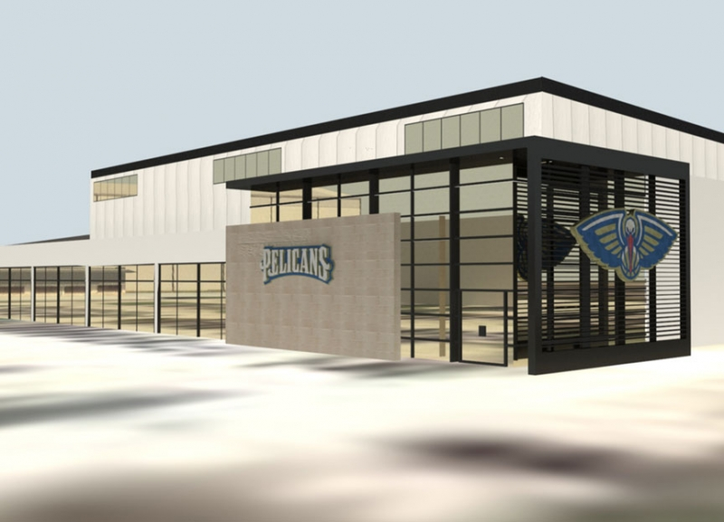Pelicans Training Facility2