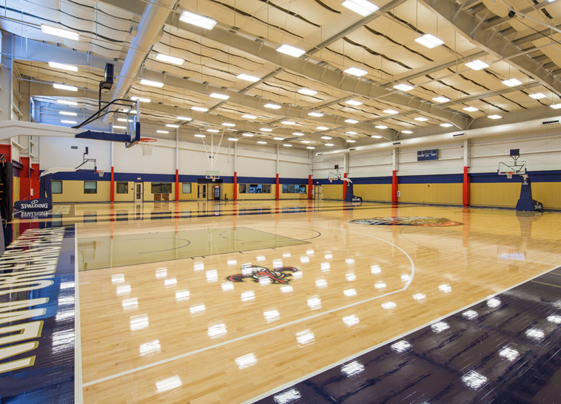 Pelicans Training Facility6