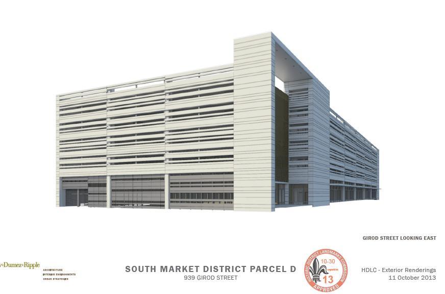 South Market District Garage 2