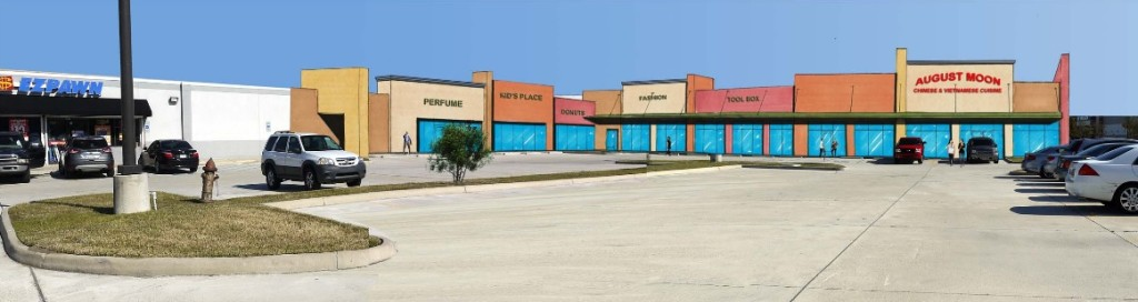 West Bank Village Shopping Center 2