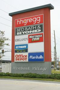 Westbank Village Shopping Center
