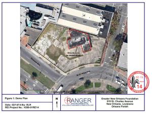 Permit for demolition