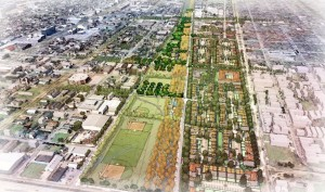 Renderings via Lafitte Greenway Master Plan