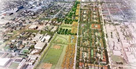 Renderings via Lafitte Greenway Master Plan