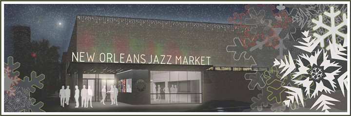 New Orleans Jazz Market 3