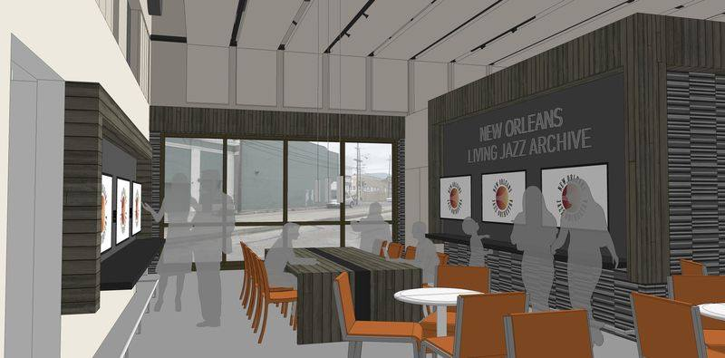 New Orleans Jazz Market Rendering 10
