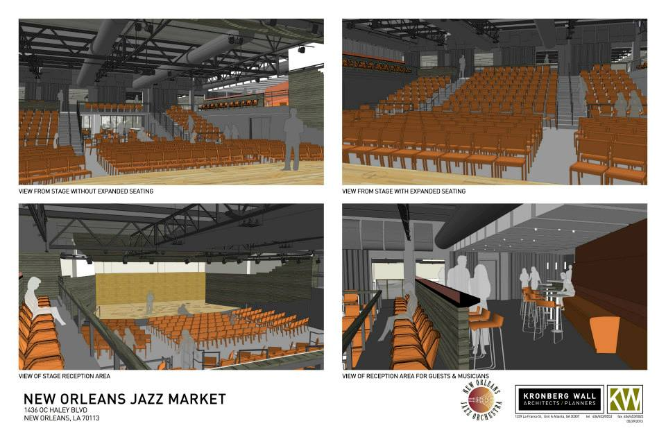 New Orleans Jazz Market Rendering 8