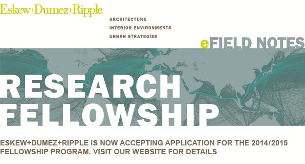 Eskew+Dumez+Ripple Fellowship