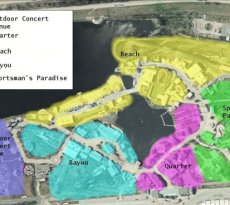 If approved, Jazzland Park will have four lands.