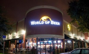 A World of Beer Restaurant