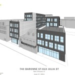 740 Baronne - 819 Julia Street