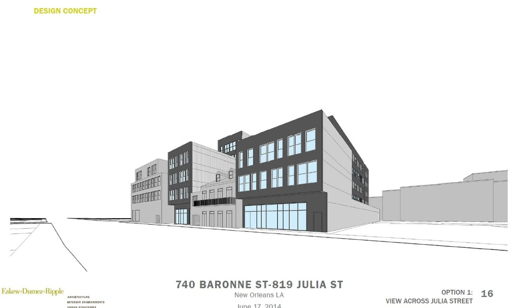 740 Baronne - 819 Julia Street 4