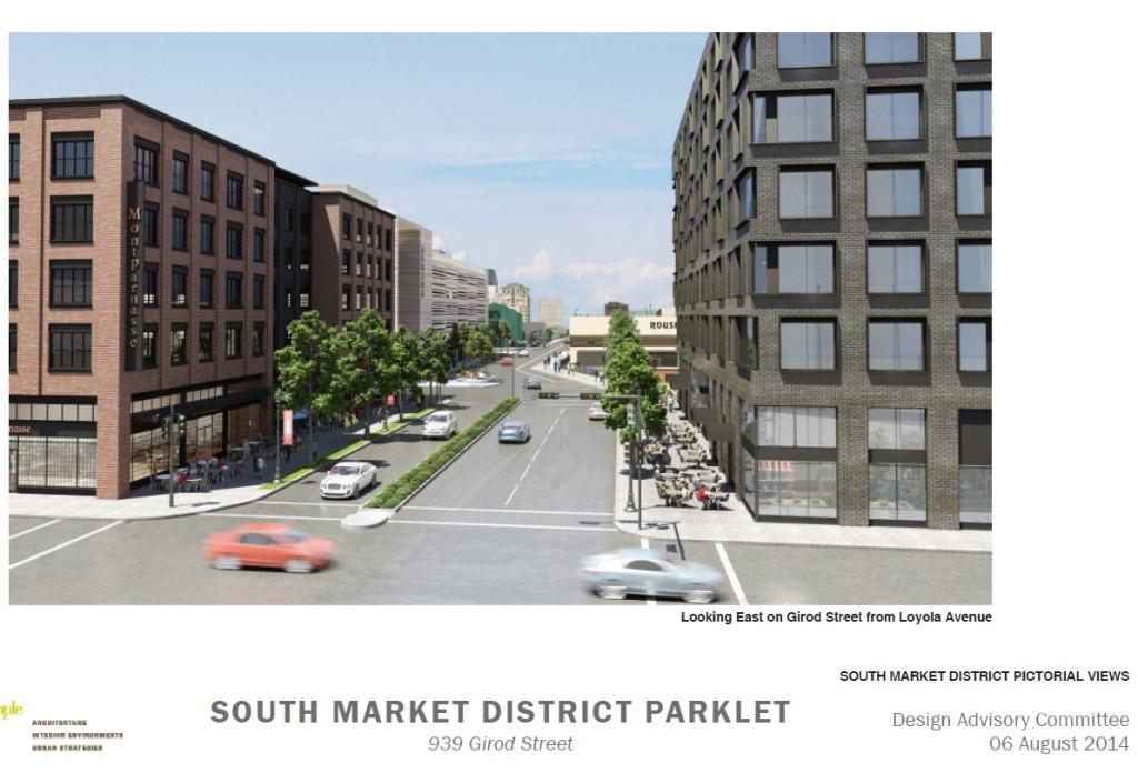 South Market District Parklet