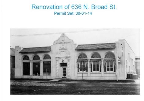 636 N. Broad Street