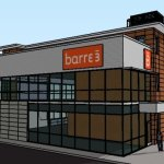 Rendering of a Barre3 Studio via Propertyscope.knoxnews.com