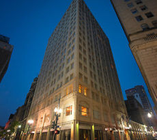 Photo of the Pere Marquette Hotel via Marriott.com