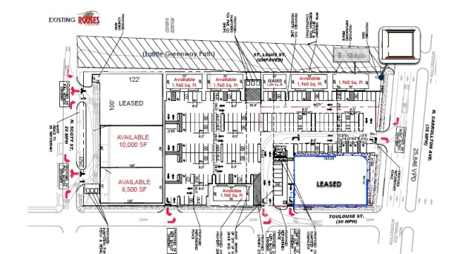 New Shopping Center Planned For Old Home Depot At 500 N