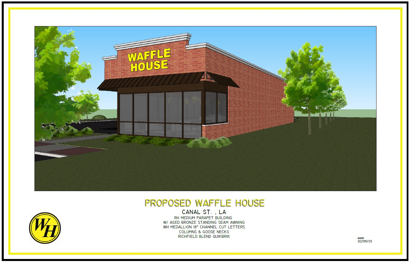 waffle2 Waffle House New Store Design on blimpie store, petsmart store, jimmy john's store, walmart store, caribou coffee store, weight watchers store, ihop store, little caesars store, burger house store, office depot store, tim hortons store, green house store, mc donald's store, ace hardware store, in-n-out burger store, macy's store, del taco store, panera bread store, applebees store,
