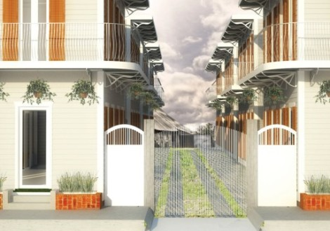 Rendering via City of New Orleans One Stop Shop