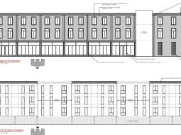 A StudioWTA rendering of the proposed development at 1581 Magazine Street via OneStopShop