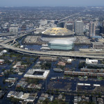 Photo of Katrina's flood waters via wikimedia.org