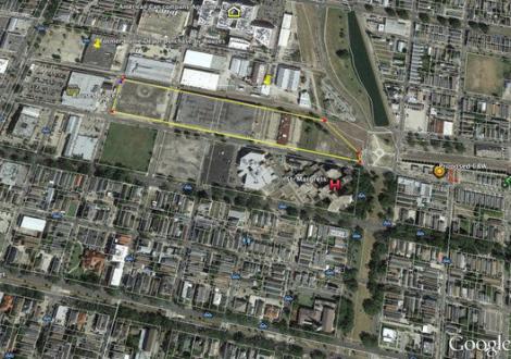 Bayou St. John Sidney Torres Development