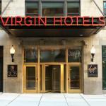The Virgin Hotel in Chicago. Photo via VirginHotels.com