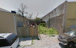 The lot where the tiny house is being built. Photo via google maps.