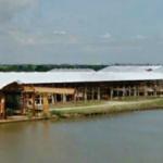 Photo of the Trinity Yachts complex on France Road via Lacdb.com