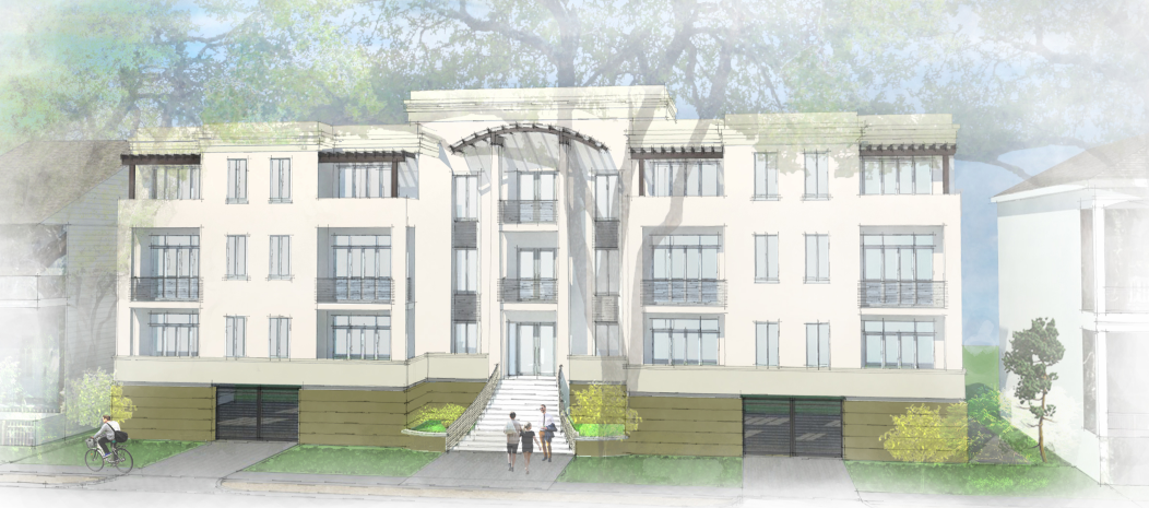 A rendering by Harry Baker Smith Architects, via City of New Orleans.