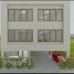 Rendering of 118 Harrison Avenue via LACDB.com