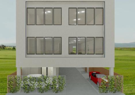 Rendering of 118 Harrison Avenue via LACDB.com