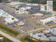 Aerial image of Fremaux Town Center via Stirling Properties