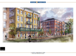 Rendering of the new Sidney Torres project near Bayou St. John.