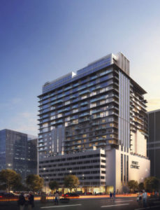 Rendering of the new Tampa Tower via tampabay.com.