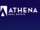 The Athena Real Estate Logo.