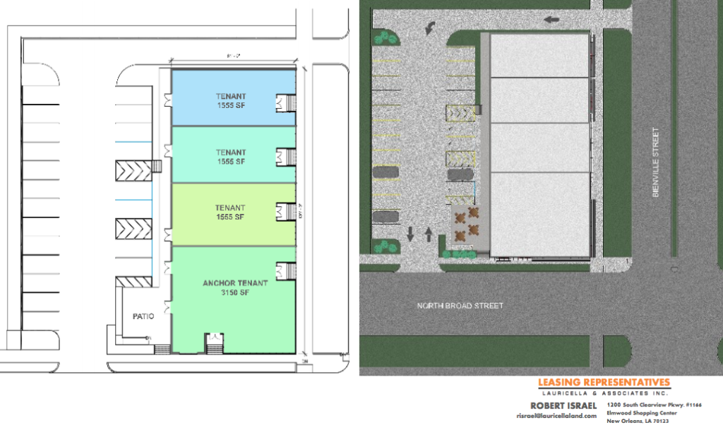 New Retail Planned Across From Whole Foods At Broad